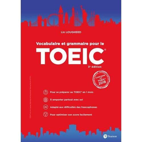 Vocabulaire et grammaire pour le TOEIC - 3e édition