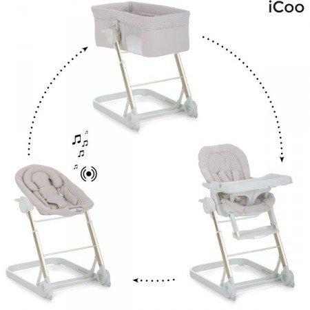 Icoo - Convertible 3 en 1