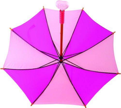 vilac-4442-paraguas-infantil-puno-con-diseno-de-jirafa-color-rosa