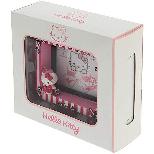 Hello Kitty Keramik-Geschenkserie Born to Shop Photo Frame 3.5