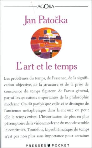 L'Art et le Temps par Jan Patocka