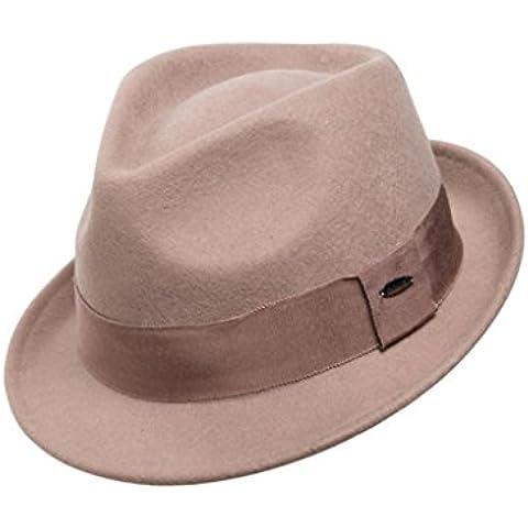 WE&ZHE Hombres sombreros Jazz Bowler Fedora de las lanas del casquillo universal de sombreros de fieltro sombrero de vaquero estilo de UK En otoño e invierno ,
