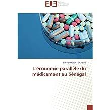 L'économie parallèle du médicament au sénégal