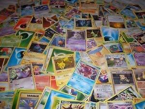 100 Pokémon-Karten - Deutsch