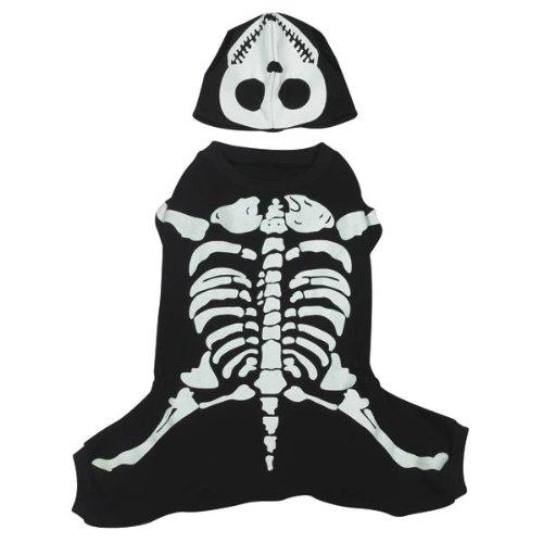 Artikelbild: Pet EDG Glow Hunde Knochen Kostüm
