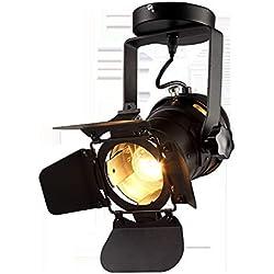 Lampe rétro Edison E27 pour décoration de bars, maisons, lofts