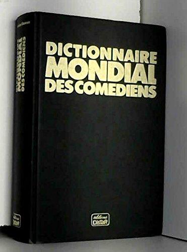 Dictionnaire mondial des comédiens