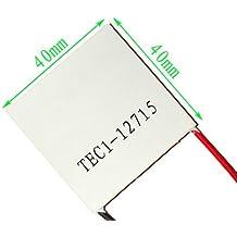 CELULA PELTIER 15A ENFRIADOR CALENTADOR 136W 12V TEC1-12715 TH
