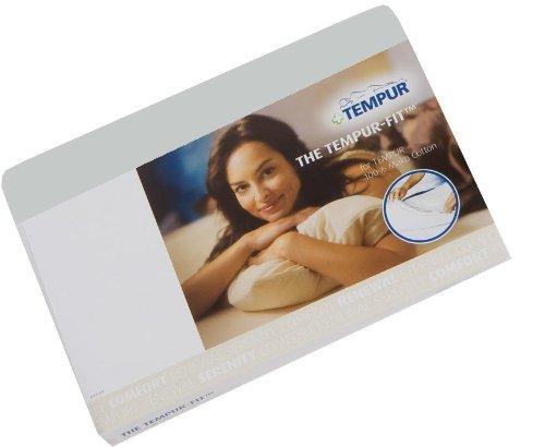 TEMPUR® Jersey-Bezug für SCHLAFKISSEN Sonata S/M platin