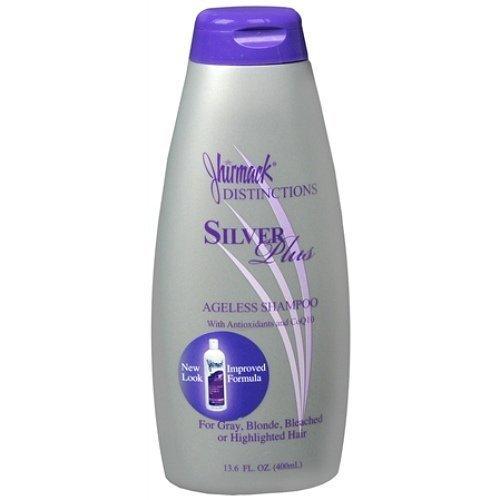 Jhirmack Silver Plus Ageless Shampoo 13.6 fl oz Pack of (2) by Jhirmack - Jhirmack Silver Shampoo