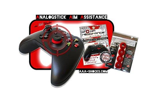 AAA-Shocks (Analogstick Aim Assistance Stossdämpfer Zielhilfe für FPS Spiele): Spezial Edition