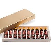 Ginseng Rosso Coreano Estratto Tonico liquido, 10 Fiale 20ml