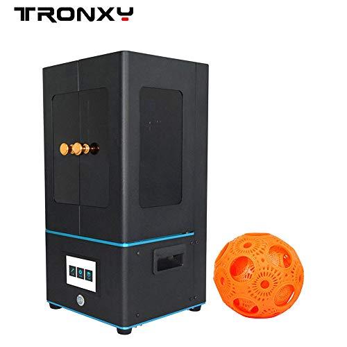 TRONXY Ultrabot SLA 3D-Drucker mit Touchscreen, 5,5-Zoll-Bildschirm zum schnellen Schneiden von Druckgröße 4. 65 x 2,6 x 7,08 Zoll - 6