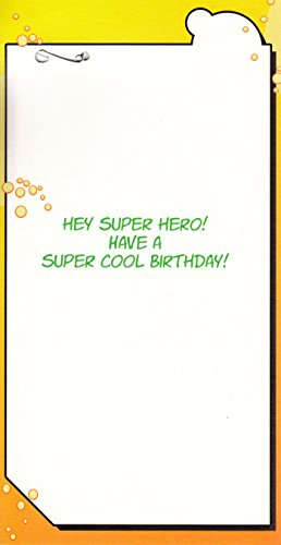 Image of 'Ben 10' Brother Birthday Card with Badge by Gemma
