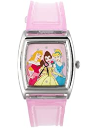 Disney Kids' MU2026 Princess Trio Watch