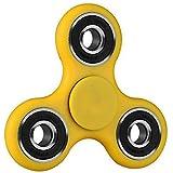 Zapcase Fidget Hand Spinner, Yellow
