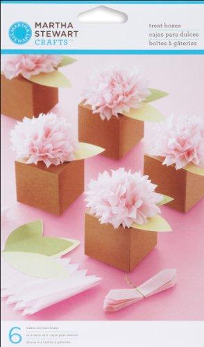 Wilton Brands Inc Régal de Pom Pom Girl Vintage boîtes 6/Pkg-fleur