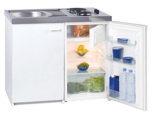 Exquisit KK1000Z Mini-Küche/weiß