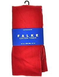 FALKE Mädchen Strickstrumpfhose 13870 Cotton Touch TI