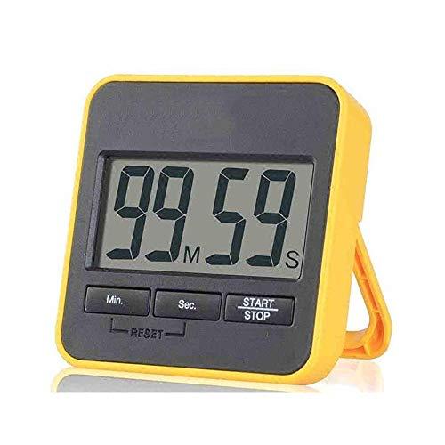 CONG Elektronische Digitaluhr Spieltraining Timer Einfache und kompakte Prüfung Küche Countdown-Tabelle -