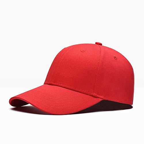 ADBQM Berretto da baseball classico da uomo Berretto da baseball regolabile in cotone nero Cappello estivo da donna Protezione solare da sole Cappello sportivo da running disponibile in quattro stagio