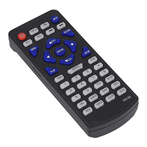 """41B7FXB8XyL - 11,6 Pulgadas TV portátil, LED pequeña Televisión con TDT DVB-T/T2 Dos Altavoz TV Digital con 1500 mAh baterías Recargables y Mando a Distancia para cámara, Cocina, Caravana, Coche (9""""-1200mah)"""