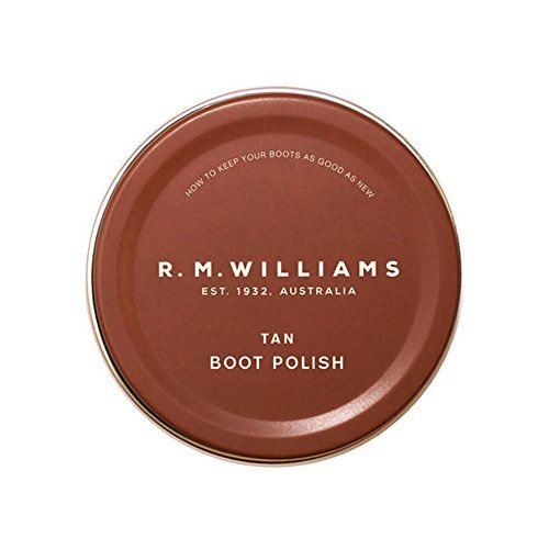RM Williams De Stockman Maletero Pulido 70ml - Negro, 70 ml, 70 ml