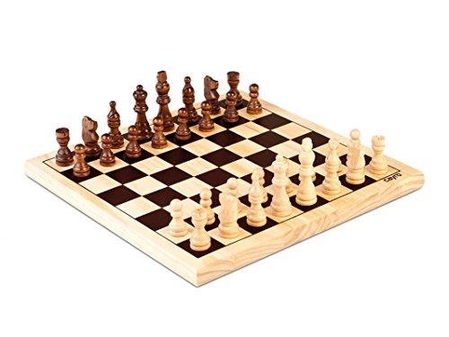 Imagen principal de Cayro - NG Classics, ajedrez de madera (633.0)