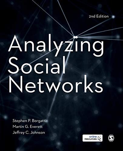 Analyzing Social Networks por Stephen P Borgatti