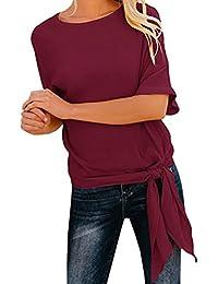 905a12a15d54 Amazon.it: Sera - T-shirt, polo e top / Donna: Abbigliamento