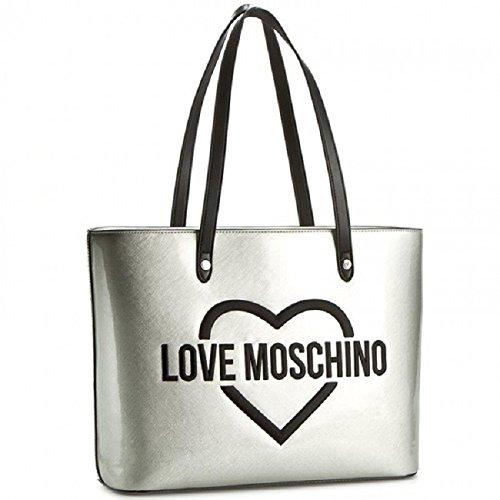 borsa-shoppers-donna-moschino-silver-37-x-28-x-12-cm