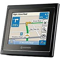 Navman F100T - Slim, Portable GPS Navegation - UK and Ireland maps - Traffic Updates For Life