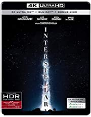 Interstellar (Steelbook) (4K UHD + Blu-ray + Blu-ray Bonus Disc) (3-Disc)