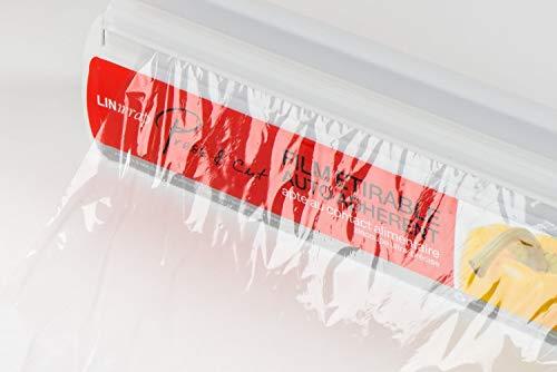 e343d35a352983 Test LINWARP Frischhaltefolie Frischhaltefolie