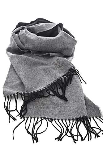 6993242a3eb V1969 by Versace 19.69 Echarpe Homme Cachemire laine viscose chaude douce  avec sa pochette