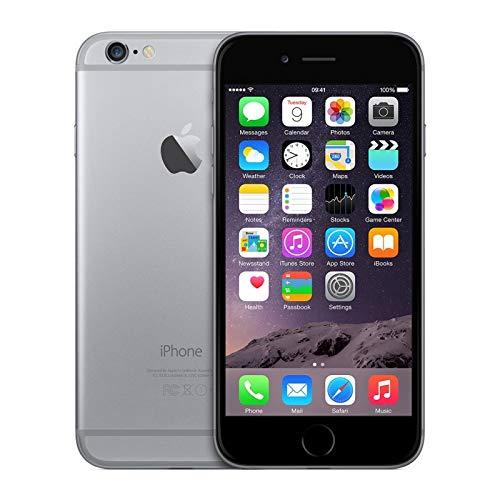 Apple iPhone 6-32 GB - Spacegrau (Generalüberholt)
