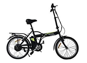 "ARCHOS Cyclee 20"" wheel Ebike Electric Bicycle For Men and Women with 250 W Lithium Battery Affordable Folding Electric Bike"