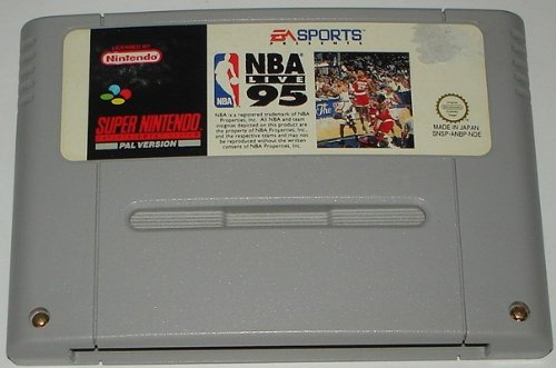 NBA Live 95 (SNES) lose