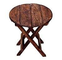 """Fara Creations beautiful design table for living room size(L x B x H-12"""" x 12"""" x 13"""") Inch Home decor table help accentuate the style of your other living room furniture. Usually placed at the home it is a very important component of the overall look..."""