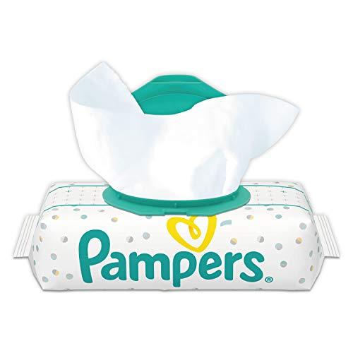 Pampers Sensitive Protect Feuchttücher, 1er Pack (1 x 12Stück)
