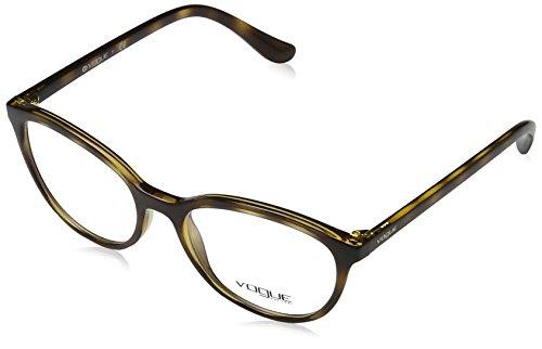 Vogue - VO 5037, Schmetterling, Propionat, Damenbrillen, DARK HAVANA(W656), 51/17/140