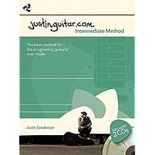 Justinguitar.com - Intermediate Method by Justin Sandercoe (2014-12-01)