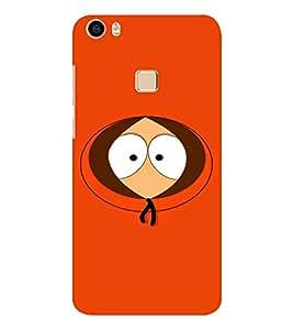 EPICCASE Kenny gets killed Mobile Back Case Cover For Vivo V3 Max (Designer Case)