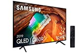 Samsung QLED 4K 2019 55Q60R - Smart TV de 55' con Resolución 4K UHD, Supreme Ultra Dimming, Q HDR, Inteligencia Artificial 4K, One Remote Control, Apps exclusivas y Compatible con Alexa