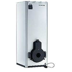 Chaudière sol acier fioul/gaz PREMYS CA 35/150-2 pour chauffage et eau chaude sanitaire à équiper d'un brûleur FL4 Réf 1