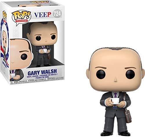 Pop! Veep - Figura de Vinilo Gary Walsh