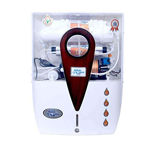 "AQUA Libra Water Purifier Ro+Uv+Uf+Tds Control New Technology Bags""(ALWP-11)"