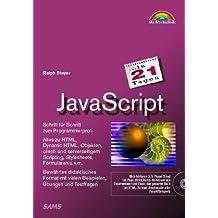 JavaScript in 21 Tagen Schritt für Schritt zum Programmierprofi (in 14/21 Tagen)