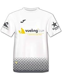 Barcelona Padel Tour Camiseta Manga Corta Técnica Joma Vueling Cup Hombre