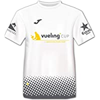 Camiseta Manga Corta Técnica Joma Vueling Cup Hombre